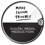 Cities of Learning Digital Media Production badge